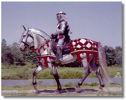Medieval War Horse | www.pixshark.com - Images Galleries ...